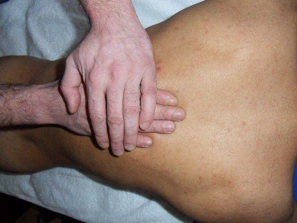 Erotische massage saar
